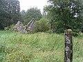Ruined house at Westshiels - geograph.org.uk - 531253.jpg