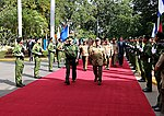 Russian Defence Minister visited tank division Revolutionary Armed Forces of Cuba and laid a wreath to the Soviet soldiers-internationalists memorial 09.jpg