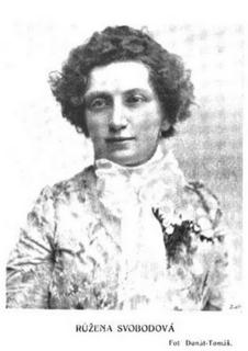 Růžena Svobodová