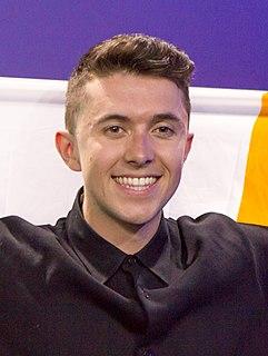 Ryan OShaughnessy Irish singer