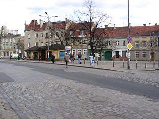 Wrocław District in Lower Silesian, Poland