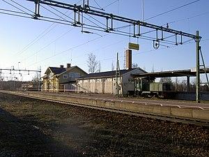 Säter - Säter railway station