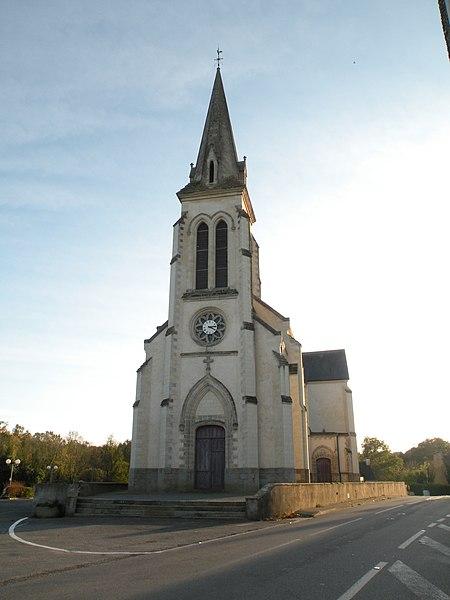 Église de Sévérac.