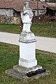 Sümegprága, Nepomuki Szent János-szobor 2021 03.jpg