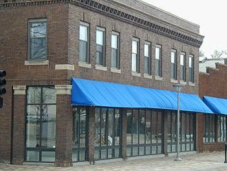 Near North Side, Omaha - Image: SE Corner of 24th & Lake Streets; North Omaha