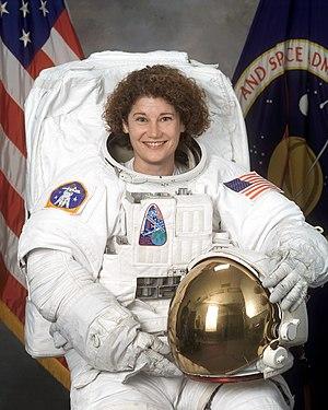 Susan Helms - NASA portrait of Helms
