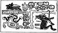 SMT D225 Maya tapestry interpreted as west, tortilla of maize, pan of burnt clay, 7 (times), deer.jpg