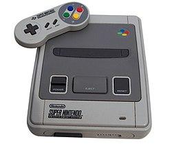 Nintendo sort Super Nintendo en 1990 250px-SNES