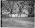 SOUTHWEST SIDE. - Tatum House, 8101 Roosevelt Highway, Palmetto, Fulton County, GA HABS GA,61-PALM,1-7.tif
