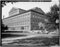 SOUTH AND WEST FACADES - Pension Building, 440 G Street Northwest, Washington, District of Columbia, DC HABS DC,WASH,152-5.tif