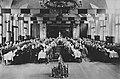 Saal in der Tonhalle des Südens, Festnachmittag für die Verwundeten des Flora-Lazaretts (Oktober 1915).jpg