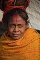 Sadhvi - Gangasagar Fair Transit Camp - Kolkata 2013-01-12 2516.JPG