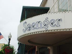 Saenger Theatre (Pensacola, Florida) - Image: Saengertheatre