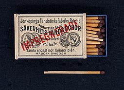 Safety matches Jönköpings Original.jpg