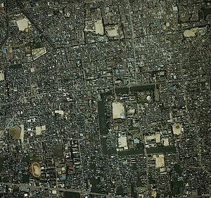 Saga, Saga - Saga city center