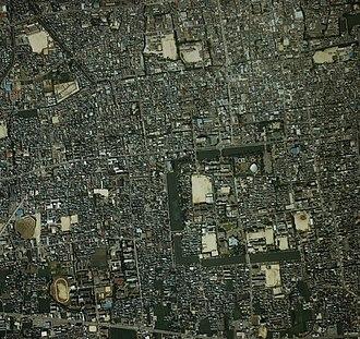 Saga (city) - Saga city center