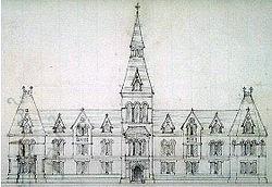 Sage Hall Wikipedia