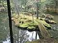 Saihô-ji Temple - Shinji-ike Pond.jpg
