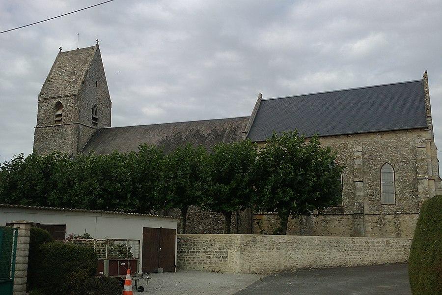 église de fr:Saint-Hilaire-Petitville