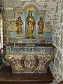 Saint-Oradoux-de-Chirouze église chapelle sud autel.jpg