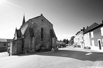 Pardulphus - The Church of Saint-Pardoux, Haute-Vienne, is dedicated to Pardulphus.
