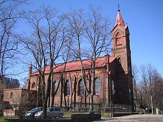 Religion in Finland - St Henry's Cathedral, Catholic Diocese of Helsinki, Finland