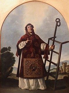 <i>Saint Lawrence</i> (Zurbarán) Painting by Francisco de Zurbarán