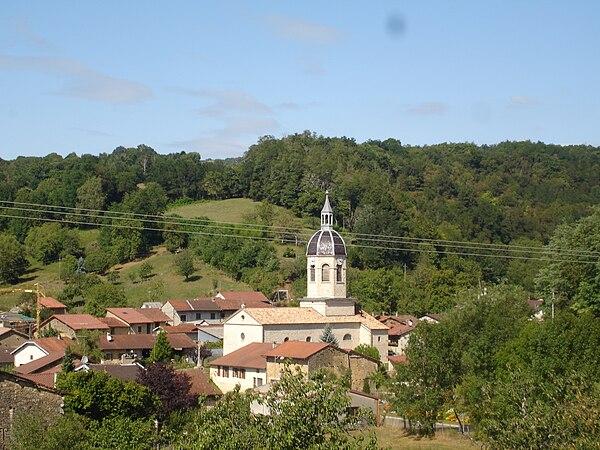 Photo de la ville Salavre
