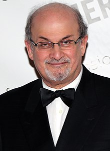 Rushdie in Mei 2014