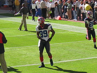 Sam Aiken - Aiken while with the Bills in November 2006