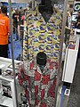 San Diego Comic-Con 2011 - Back to the Future Doc Brown shirts (Profiles in History booth) (6039241545).jpg