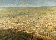 Sandhurst in 1884