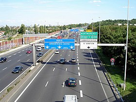 Image illustrative de l'article Autoroute A15 (France)