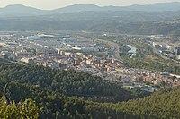Sant Andreu de la Barca vista.JPG