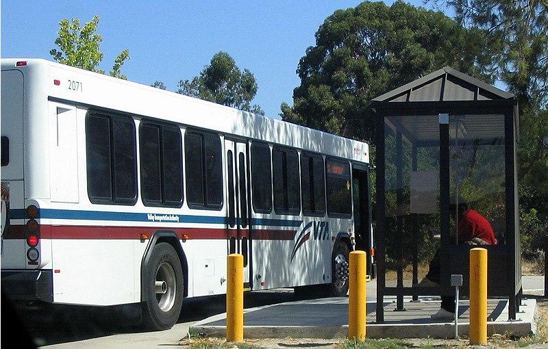 Santa Clara VTA bus