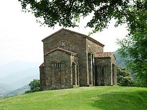 Santa Cristina de Lena - Image: Santa Cristina de Lena IV