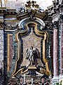Santa Maria degli Scalzi (Venice) - Cappella Manin - Gabriel archangel by Giuseppe Torretto.jpg
