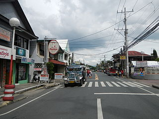 Santo Tomas, Batangas Municipality in Calabarzon, Philippines