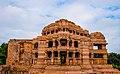Sas Bahu temple, Gwalior Fort -Gwalior -Madhya Pradesh -IMG 1320.jpg