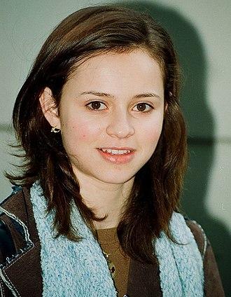Sasha Cohen - Image: Sasha Cohen 1996