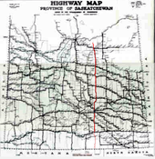 Saskatchewan Highway 6 - Wikipedia