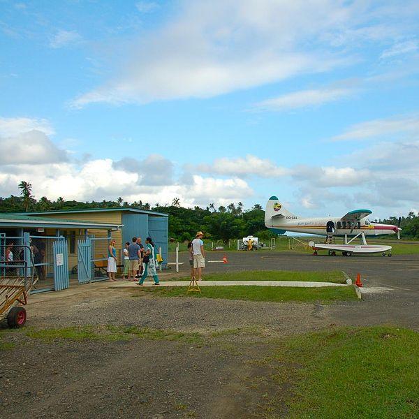 Vé máy bay giá rẻ đi Savusavu Fiji