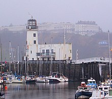 Scarborough lighthouse - geograph.org.uk - 662967.jpg