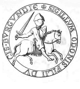 Odo III, Duke of Burgundy - Seal of Odo III