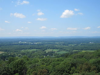 Lackawanna County, Pennsylvania - Scenery in Lackawanna County