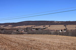 Montour Township, Columbia County, Pennsylvania - The Dutch Valley in Montour Township