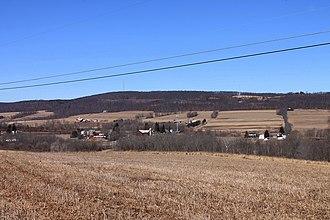 Montour Township, Columbia County, Pennsylvania - The Dutch Valley in Montour Township