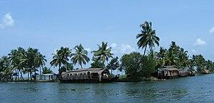 Scenes fom Vembanad lake en route Alappuzha Kottayam126.jpg