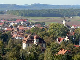 Scheinfeld - Image: Scheinfeld Ost