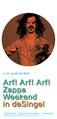 Scheuraffiche Arf! Arf! Arf! Zappa Weekend (promotiemateriaal).pdf